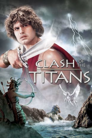 movie poster for Clash Of The Titans (1981)