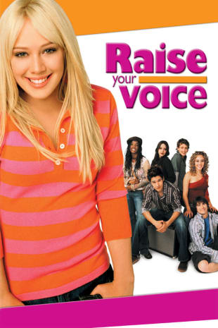 movie poster for Raise Your Voice
