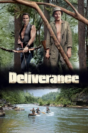 movie poster for Deliverance