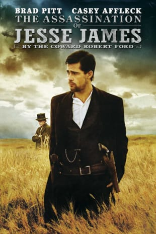 movie poster for The Assassination Of Jesse James by the Coward Robert Ford