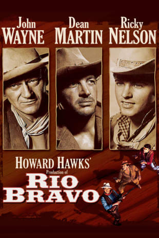 movie poster for Rio Bravo (1959)