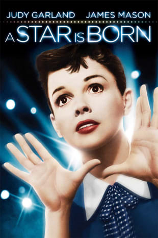 movie poster for A Star Is Born (1954)