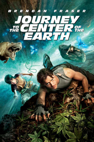 movie poster for Journey To The Center Of The Earth