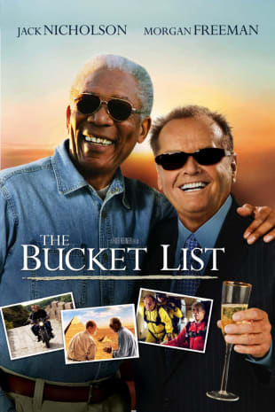 movie poster for The Bucket List (2007)