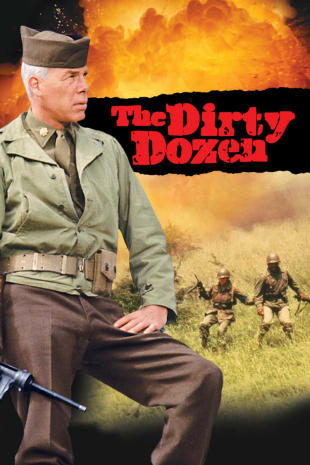 movie poster for The Dirty Dozen