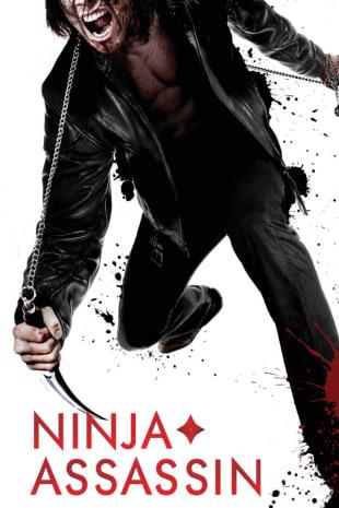 movie poster for Ninja Assassin