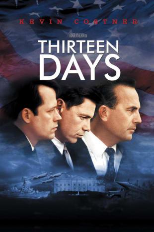 movie poster for Thirteen Days