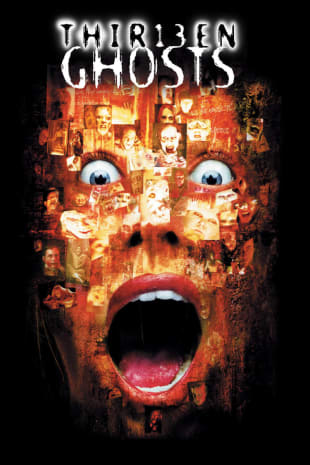 movie poster for 13 Ghosts