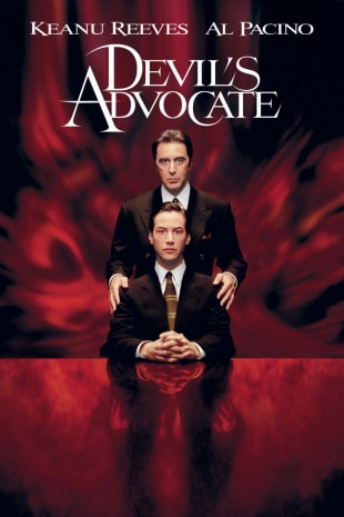 movie poster for The Devil's Advocate