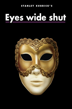 movie poster for Eyes Wide Shut