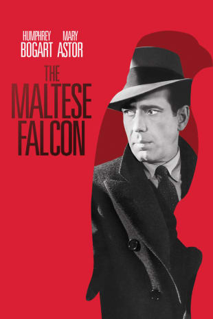 movie poster for The Maltese Falcon