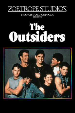 movie poster for The Outsiders (1983)