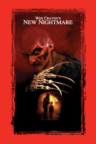 movie poster for Wes Craven's New Nightmare