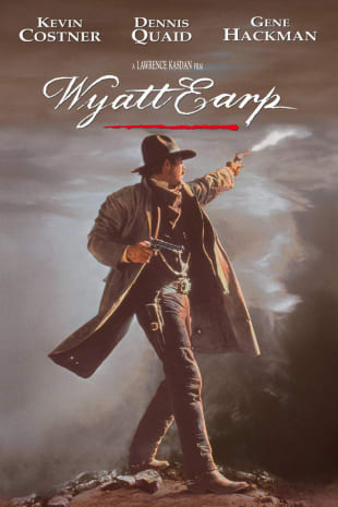 movie poster for Wyatt Earp