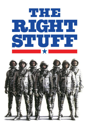 movie poster for The-Right-Stuff (1983)