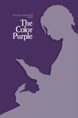 movie poster for The Color Purple (1985)