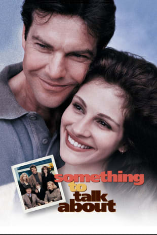 movie poster for Something To Talk About
