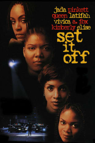 movie poster for Set It Off