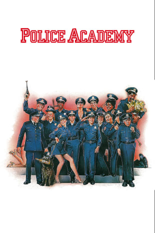 movie poster for Police Academy (1984)