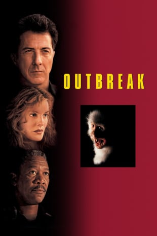 movie poster for Outbreak