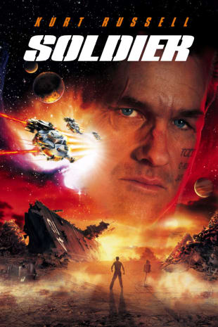movie poster for Soldier (1998)