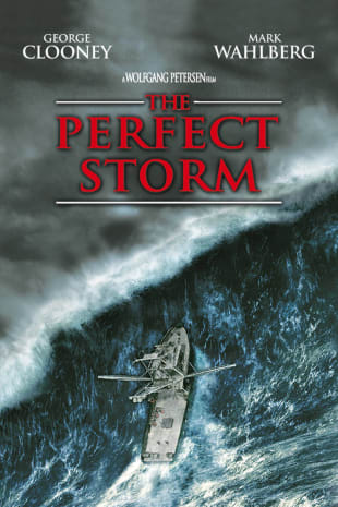 movie poster for The Perfect Storm