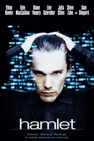 movie poster for Hamlet (2000)