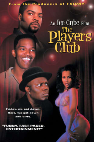 movie poster for The Players Club