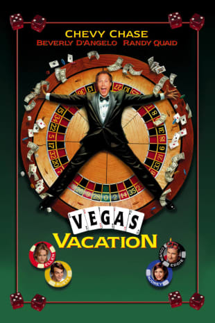 movie poster for Vegas Vacation