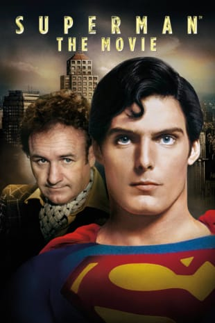 movie poster for Superman (1978)