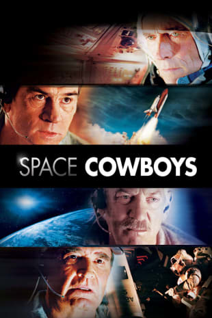 movie poster for Space Cowboys