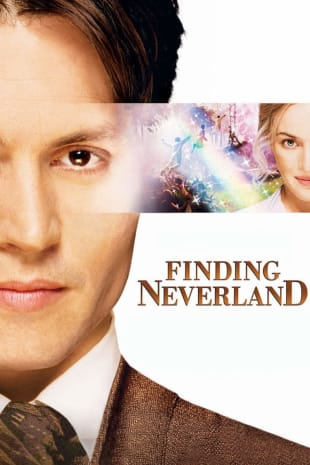movie poster for Finding Neverland