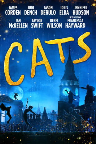 movie poster for Cats