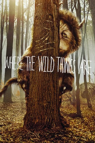 movie poster for Where The Wild Things Are