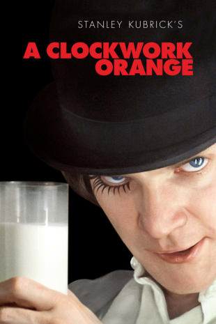 movie poster for A Clockwork Orange