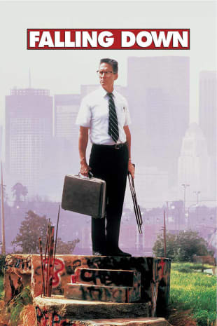 movie poster for Falling Down