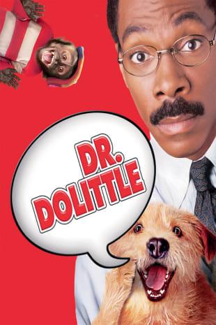 movie poster for Dr. Dolittle (1998)