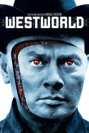 movie poster for Westworld