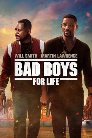 movie poster for Bad Boys For Life
