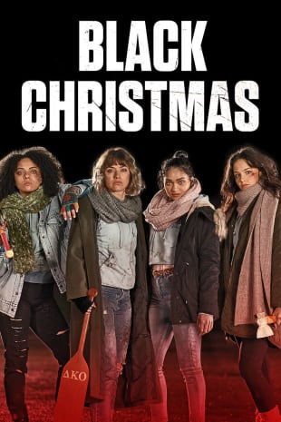 movie poster for Black Christmas