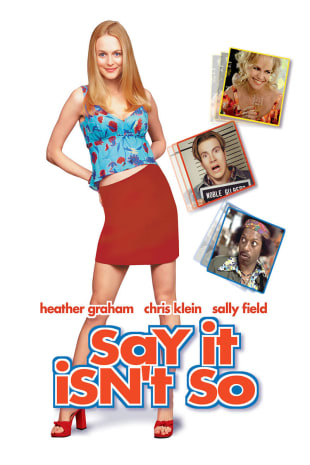 movie poster for Say It Isn't So