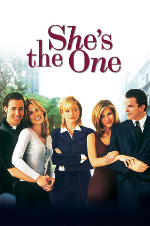 movie poster for She's The One