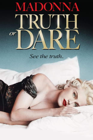movie poster for Madonna: Truth Or Dare