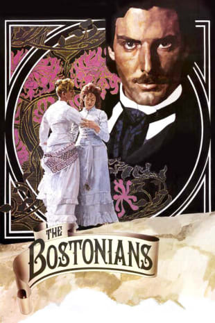 movie poster for The Bostonians