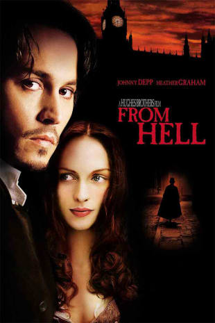 movie poster for From Hell