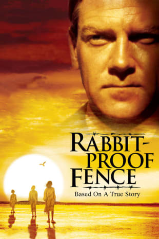 movie poster for Rabbit-Proof Fence