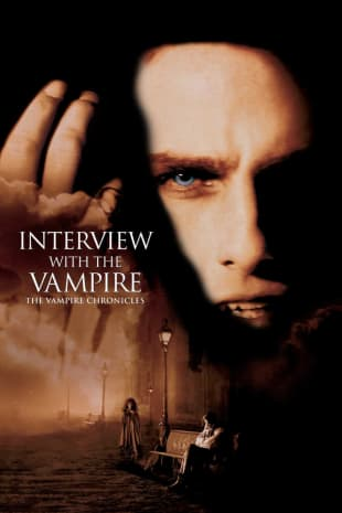 movie poster for Interview With the Vampire