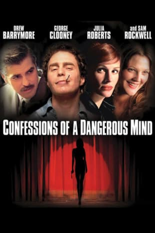 movie poster for Confessions of a Dangerous Mind