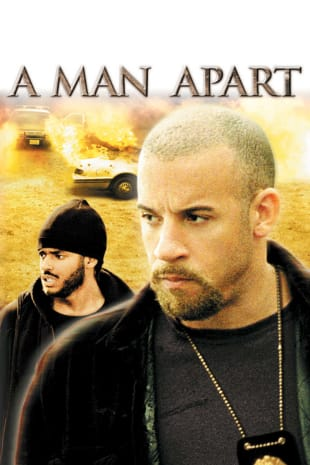 movie poster for A Man Apart
