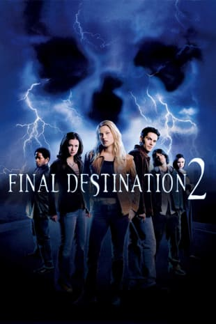 movie poster for Final Destination 2 (2003)